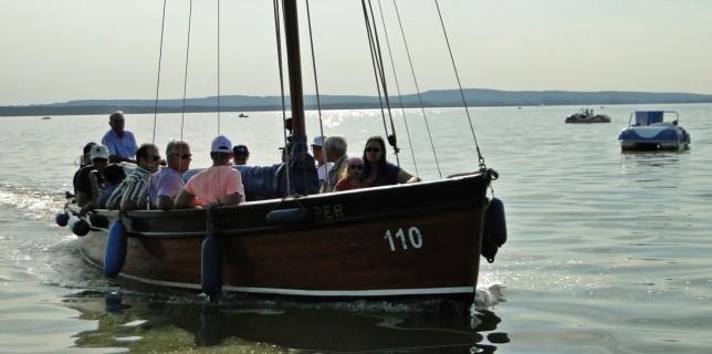 Informationsfahrt des Ortsverbandes auf dem Steinhuder Meer